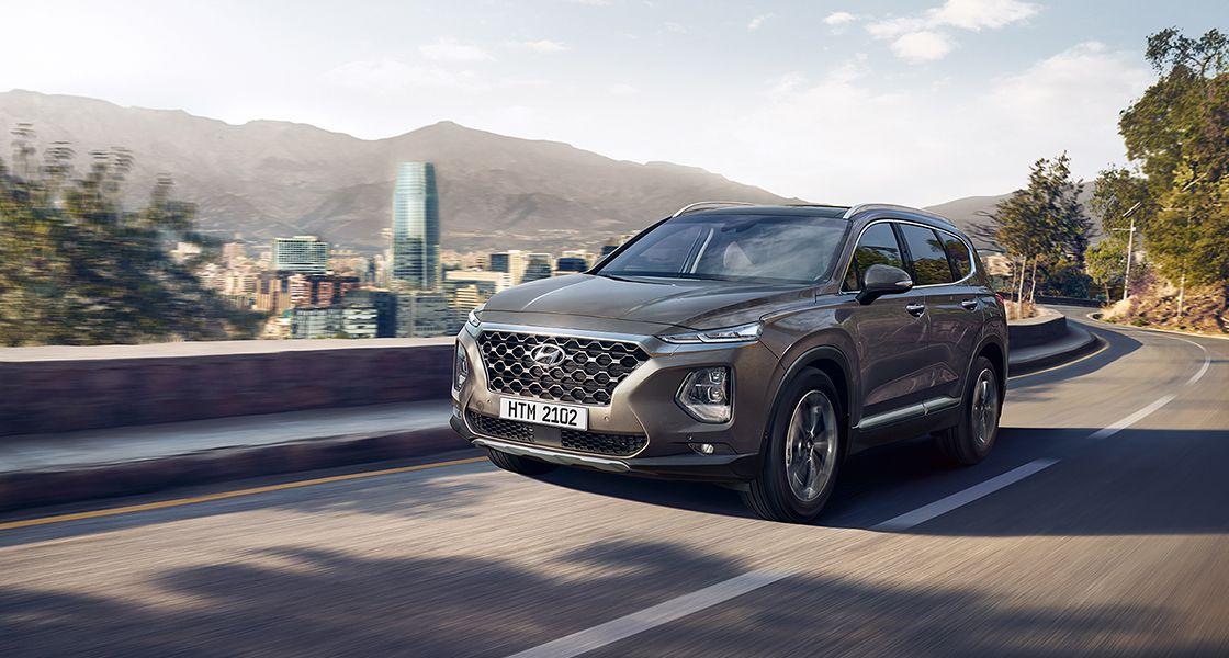Hyundai 7 Chỗ Santafe 2019