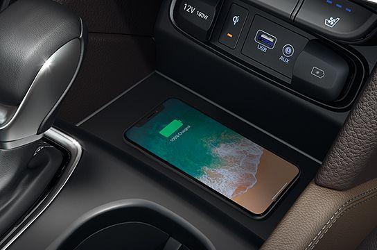 Hình Ảnh Hyundai SantaFe 2020 21