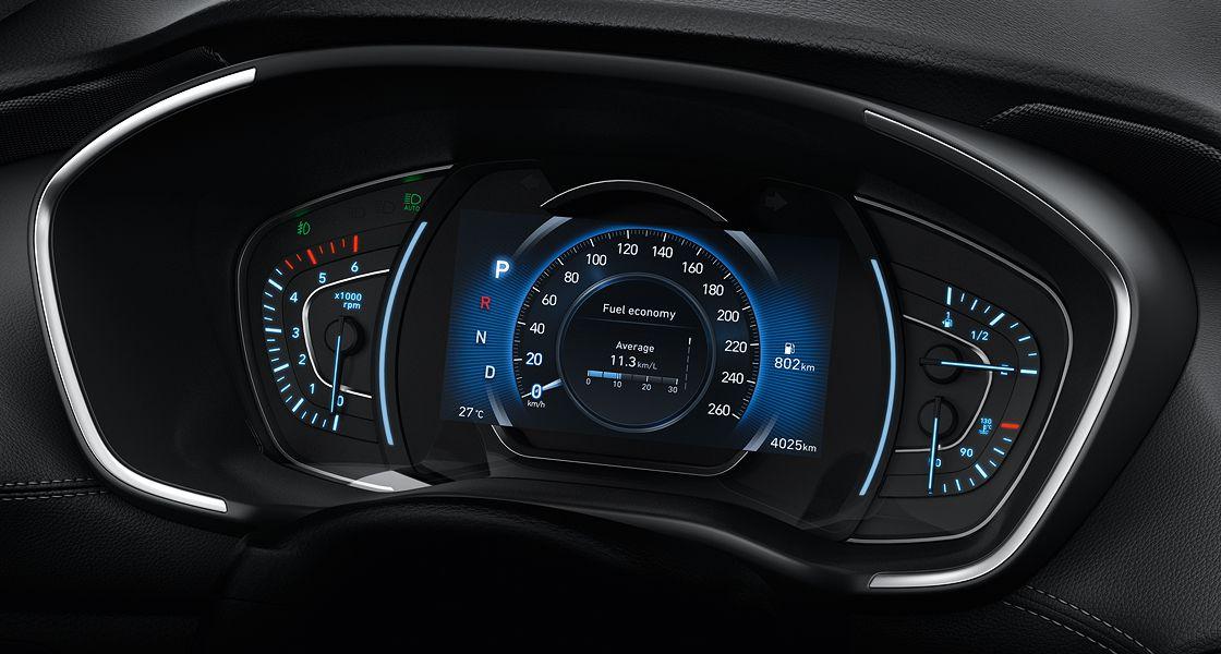 Hình Ảnh Hyundai SantaFe 2020 19