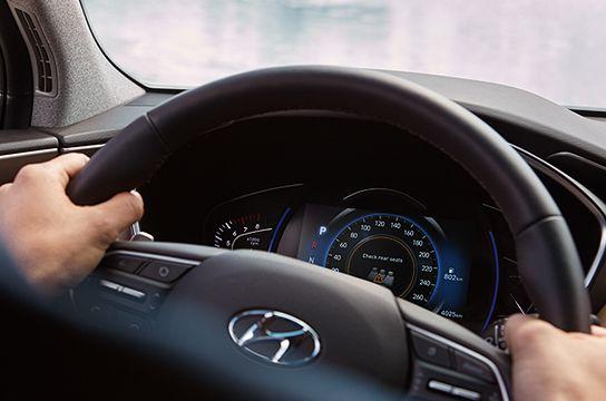 Hình Ảnh Hyundai SantaFe 2020 81