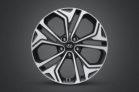 Hình Ảnh Hyundai Santa Fe 9