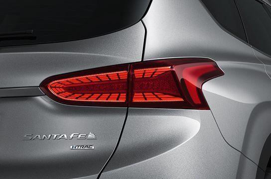 Hình Ảnh Hyundai SantaFe 2020 11