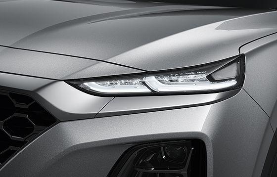 Hình Ảnh Hyundai SantaFe 2020 4