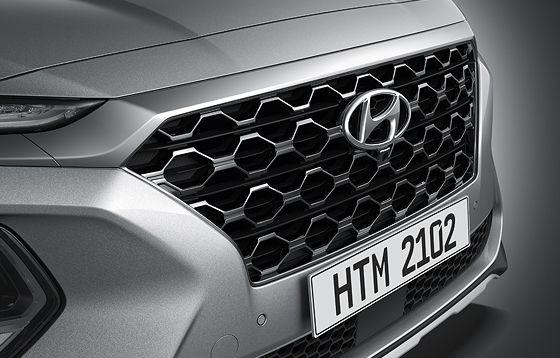 Hình Ảnh Hyundai Santa Fe 2