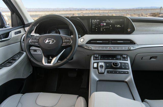 Ô Tô Hyundai 7 Chỗ Palisade