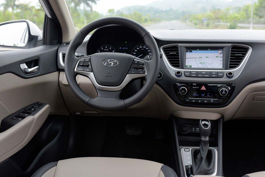 Hình Ảnh Hyundai Accent Sedan-Giá Tốt Và Nhiều Công Nghệ 9