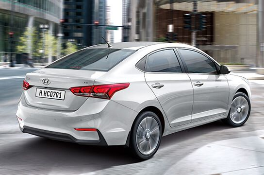 Hình Ảnh Hyundai Accent Sedan-Giá Tốt Và Nhiều Công Nghệ 2