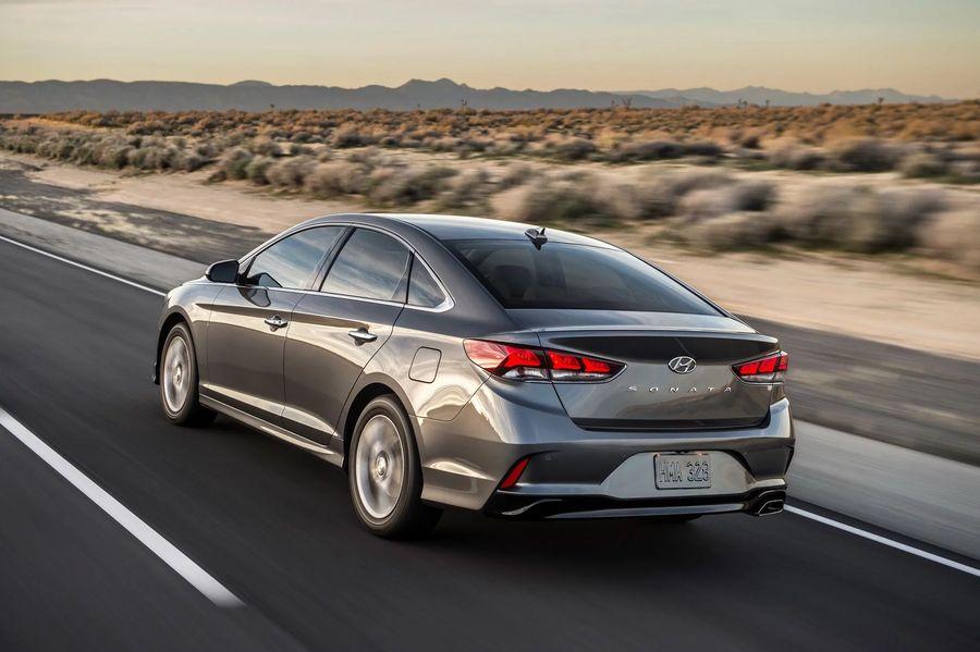 "Hyundai bổ sung phiên bản ""+"" cho Sonata 2018"