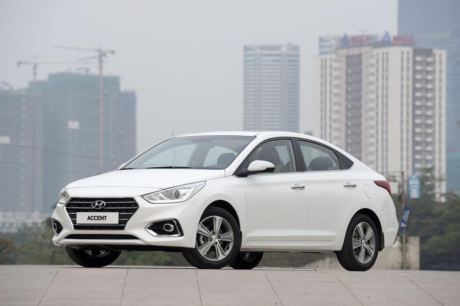 Hyundai Accent Sedan-Giá Tốt Và Nhiều Công Nghệ
