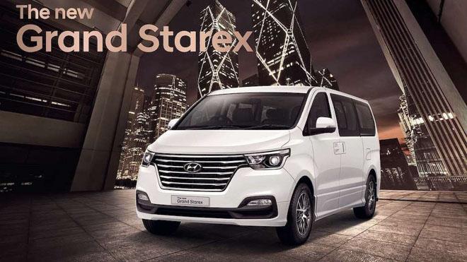 Hyundai Grand Starex 2019 – Chiếc MiniVan Hạng Sang Tiện Lợi Và Đáng Tiền.