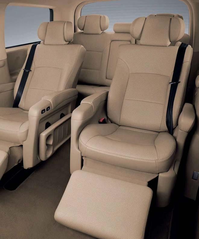 Hình Ảnh Hyundai Grand Starex 2019 - Chiếc MiniVan Hạng Sang Tiện Lợi Và Đáng Tiền. 9