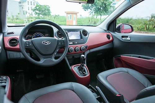 Hình Ảnh Hyundai Grand I10 Lắp Ráp Tại Việt Nam - Nâng Cấp Một Vài Thứ 3