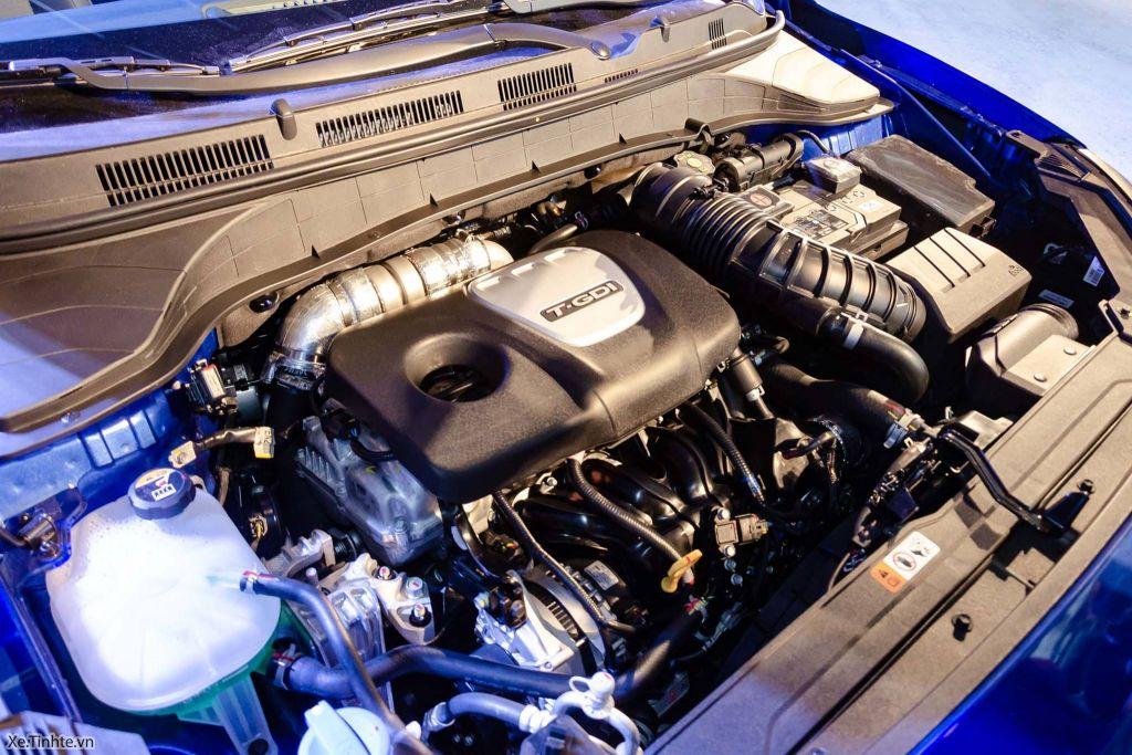 Hình Ảnh Hyundai Kona - Độc Lạ Mạnh Mẽ Với Động Cơ Như Đàn Anh Hyundai Tucson! 7