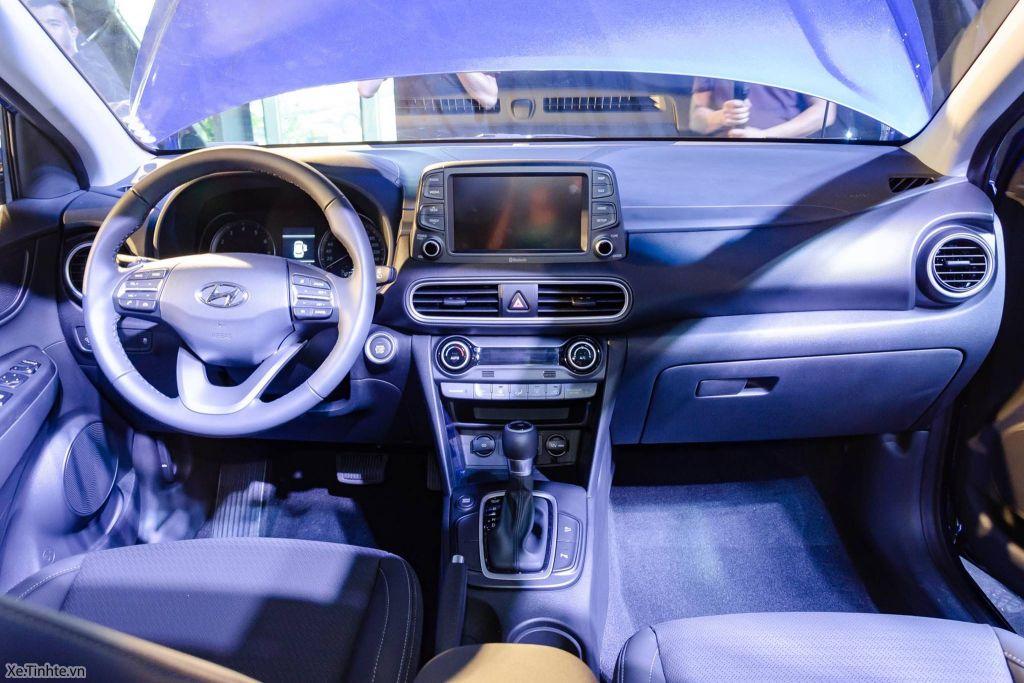 Hình Ảnh Hyundai Kona - Độc Lạ Mạnh Mẽ Với Động Cơ Như Đàn Anh Hyundai Tucson! 15
