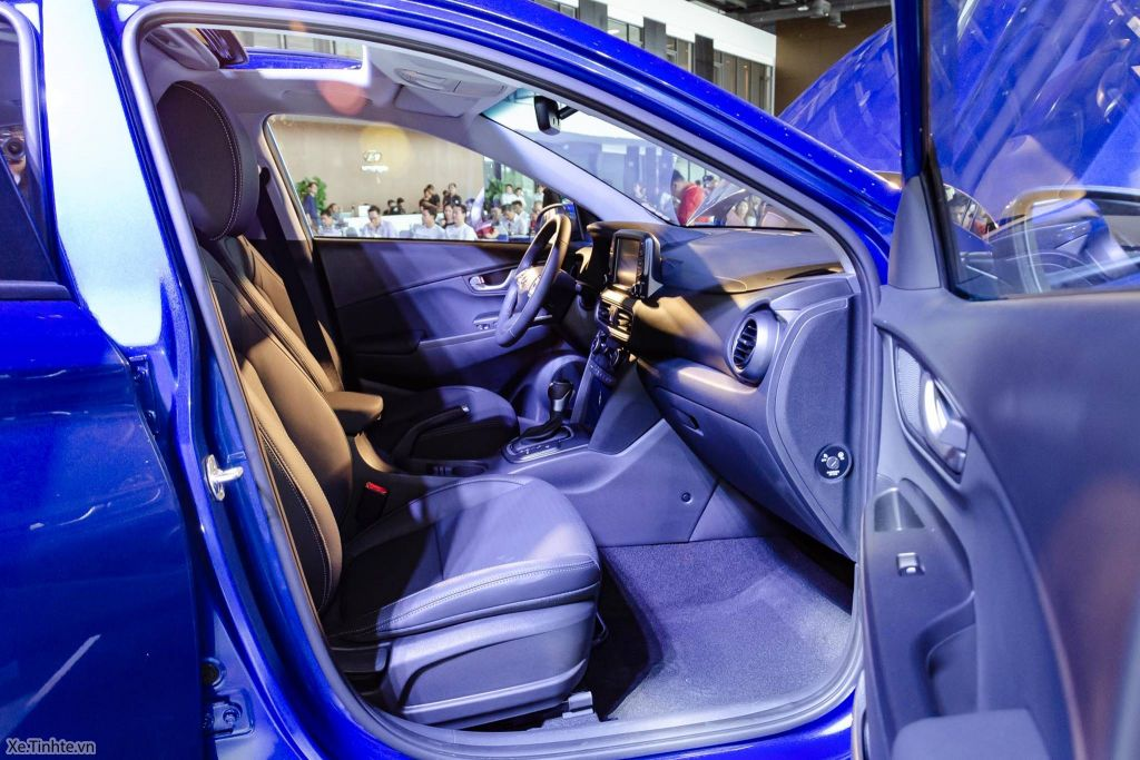 Hình Ảnh Hyundai Kona - Độc Lạ Mạnh Mẽ Với Động Cơ Như Đàn Anh Hyundai Tucson! 16