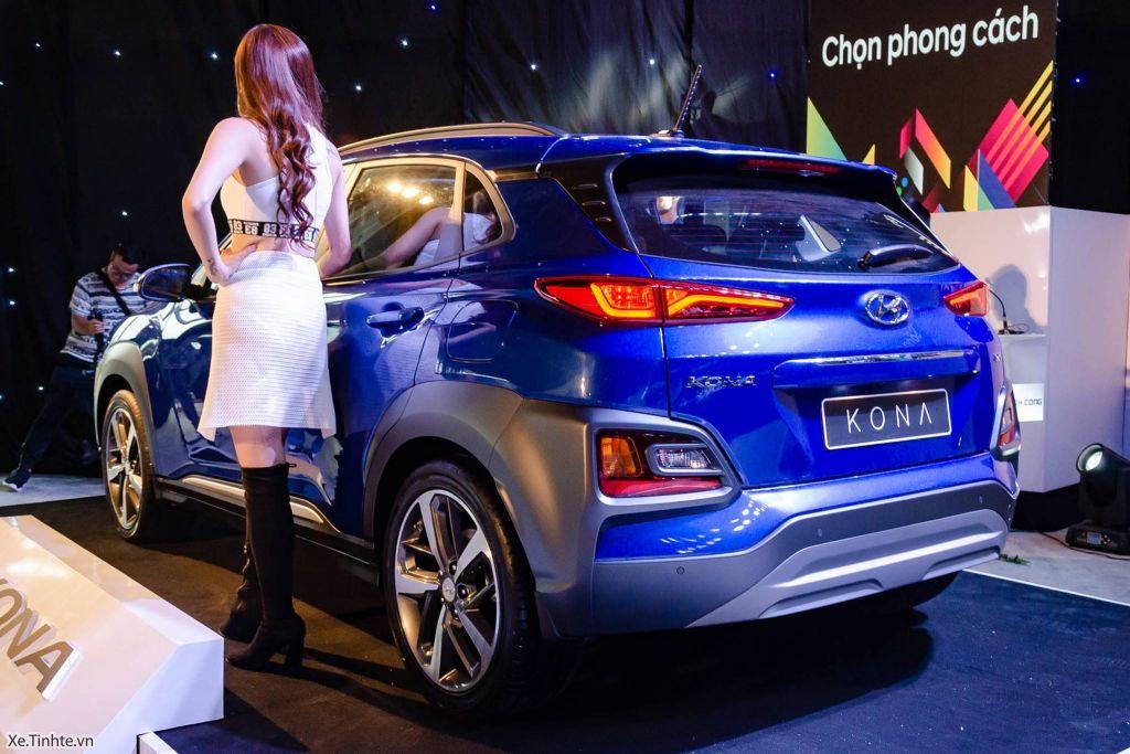 Hình Ảnh Hyundai Kona - Độc Lạ Mạnh Mẽ Với Động Cơ Như Đàn Anh Hyundai Tucson! 2