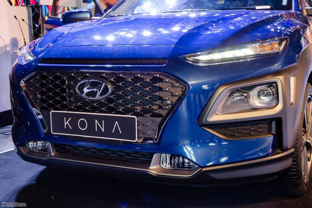 Hình Ảnh Hyundai Kona - Độc Lạ Mạnh Mẽ Với Động Cơ Như Đàn Anh Hyundai Tucson! 11