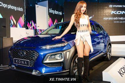 Hyundai Kona – Độc Lạ Mạnh Mẽ Với Động Cơ Như Đàn Anh Hyundai Tucson!