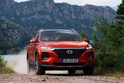 Hyundai SantaFe 2019 Hiện Đại Và An Toàn Hơn
