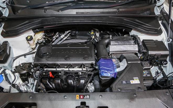 Hình Ảnh Hyundai SantaFe 2019 Hiện Đại Và An Toàn Hơn 27