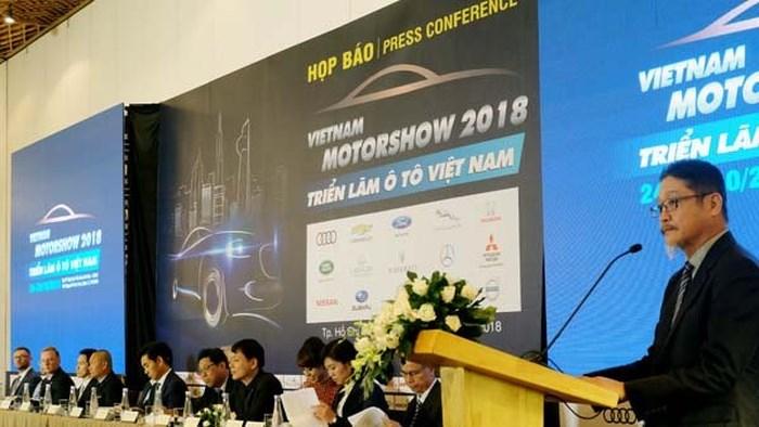 Hình Ảnh Triển Lãm Ô-tô Việt Nam 2018 (VMS 2018) - Hơn 120 Mẫu Xe Sẽ Trình Làng 1