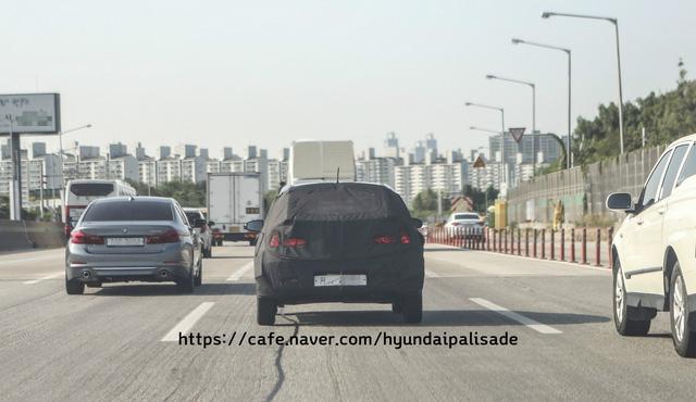 Hình Ảnh Hyundai i10 Phiên Bản Mới Năm 2019 Lộ Diện 2