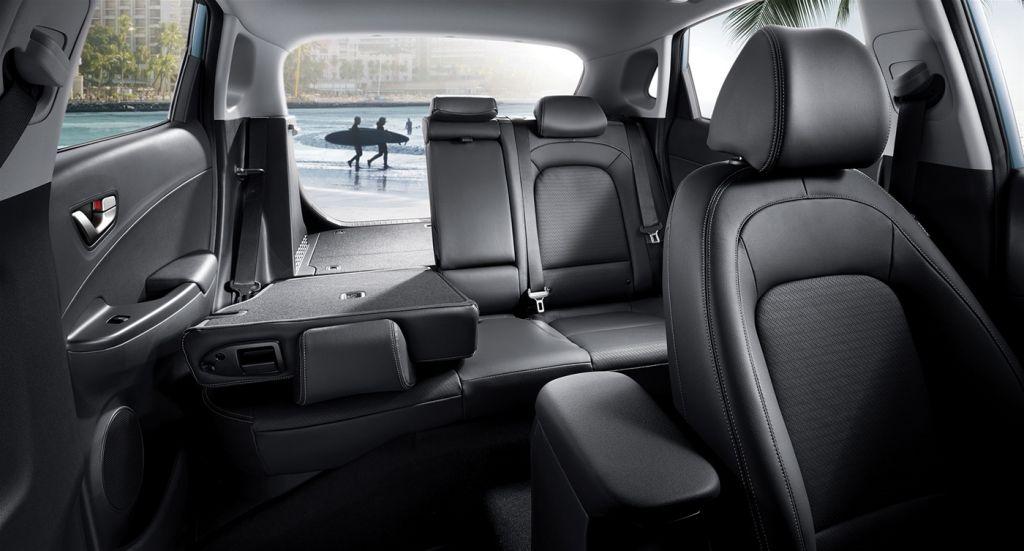 Hình Ảnh Hyundai Kona - Gầm Cao, Máy Thoáng Và Mạnh Mẽ 12
