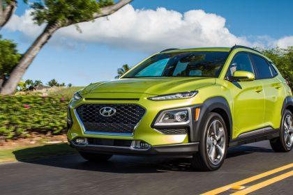 Hyundai Kona – Gầm Cao, Máy Thoáng Và Mạnh Mẽ