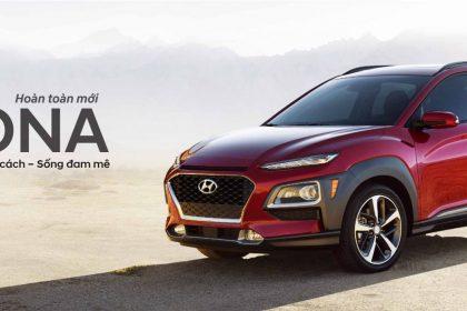Hyundai Kona Được Thích Nhất Ở Điểm Gì?