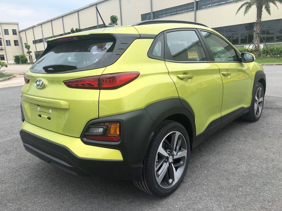 """Hình Ảnh """"Ảnh Nóng"""" Hyundai Kona Việt Nam - Ngon Và Chất 2"""