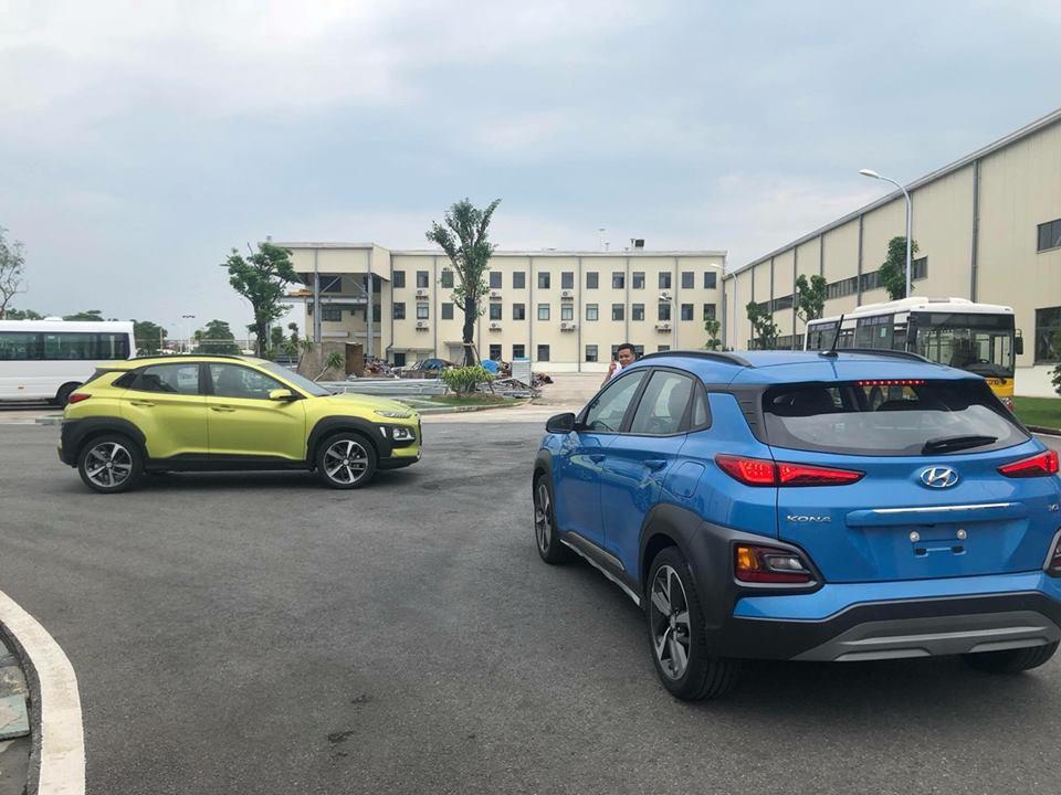 """Hình Ảnh """"Ảnh Nóng"""" Hyundai Kona Việt Nam - Ngon Và Chất 3"""
