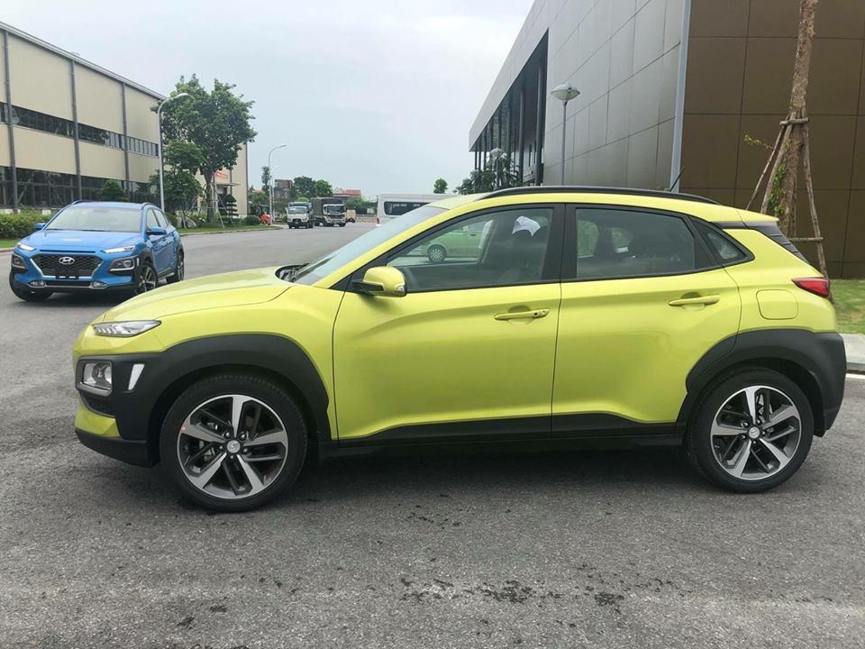 """Hình Ảnh """"Ảnh Nóng"""" Hyundai Kona Việt Nam - Ngon Và Chất 4"""