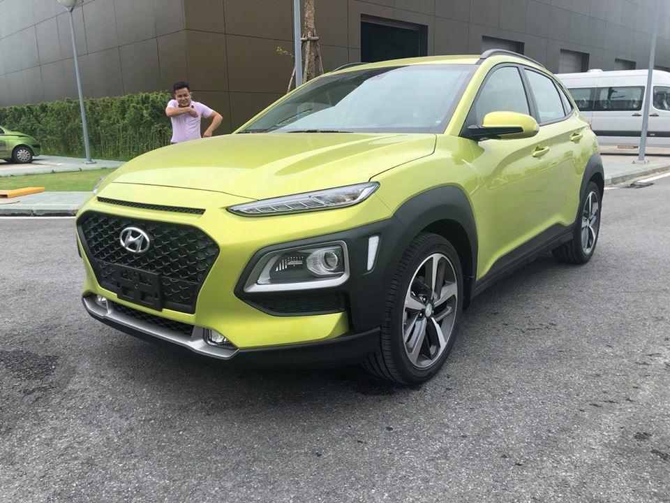 """Hình Ảnh """"Ảnh Nóng"""" Hyundai Kona Việt Nam - Ngon Và Chất 1"""