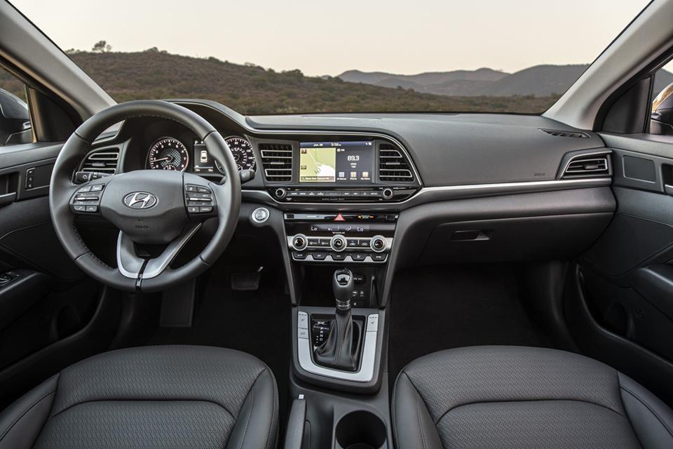 Hình Ảnh Những Điểm Nổi Bật Của Hyundai Elantra 2019 5