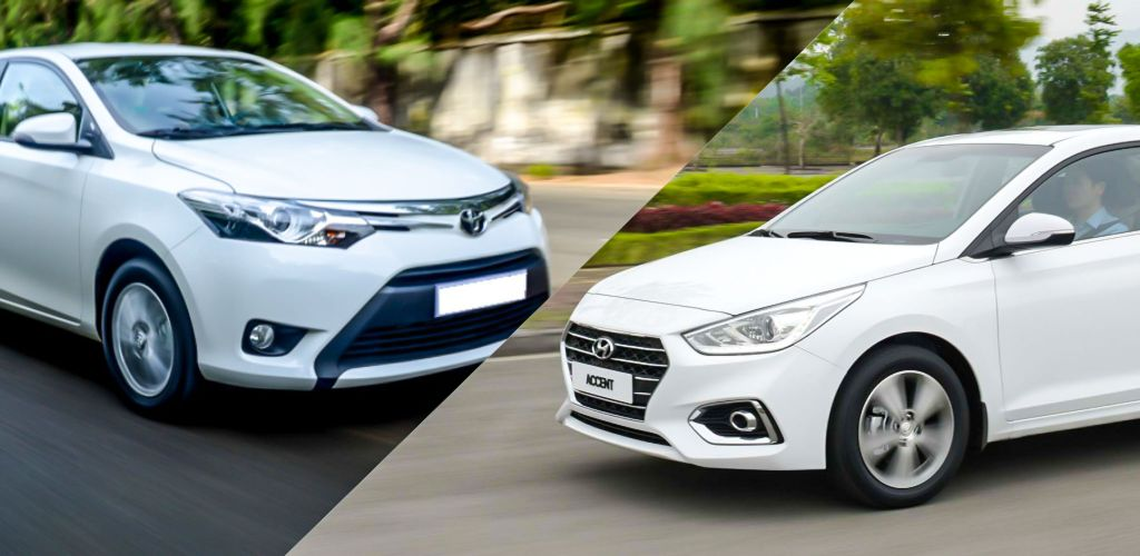 Hình Ảnh Rẻ Hơn Toyota Vios Đến 106 Triệu, Hyundai Accent Chạy Dịch Vụ Có Phù Hợp? 1