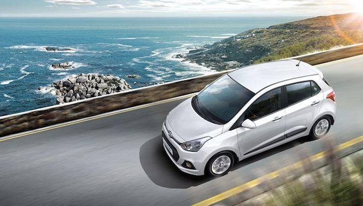 Vận Hành Hyundai i10 – Sức Mạnh Ở Cả Hai Phiên Bản