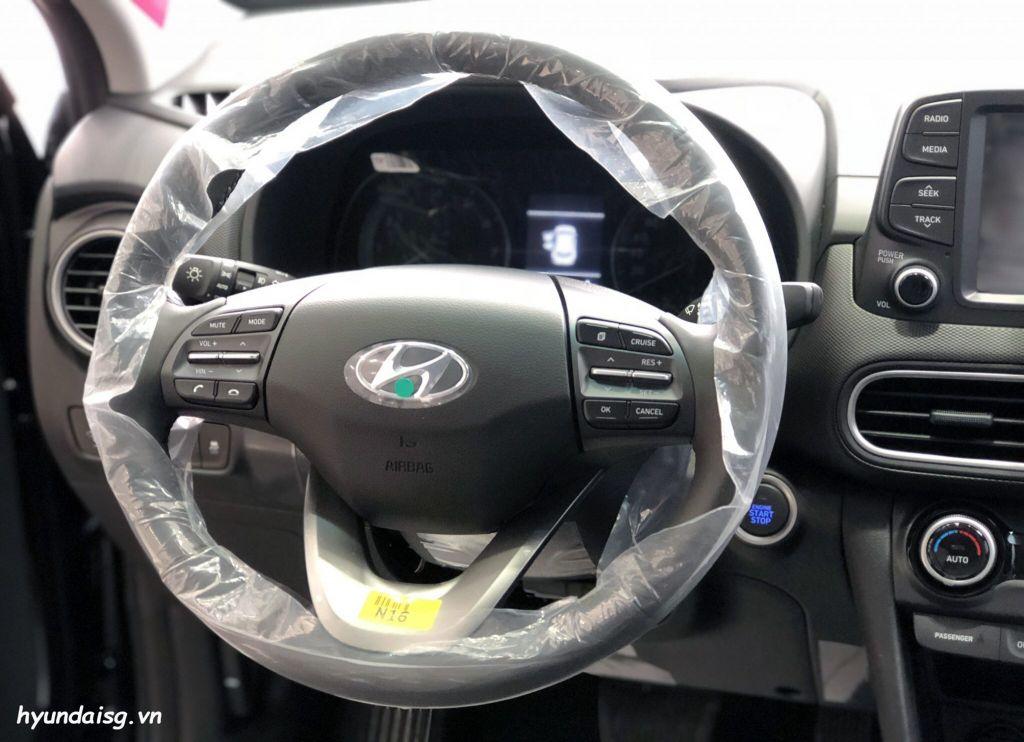 Hình Ảnh Hình Ảnh Xe Hyundai Kona Màu Đen 36