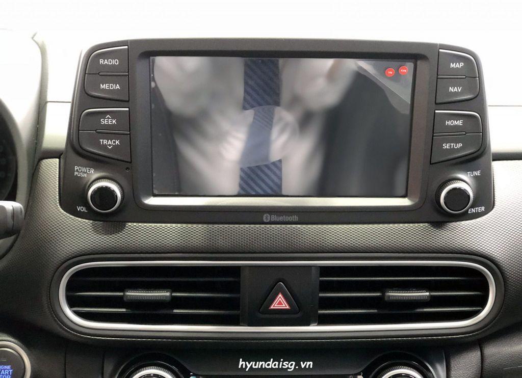 Hình Ảnh Hình Ảnh Xe Hyundai Kona Màu Đen 34