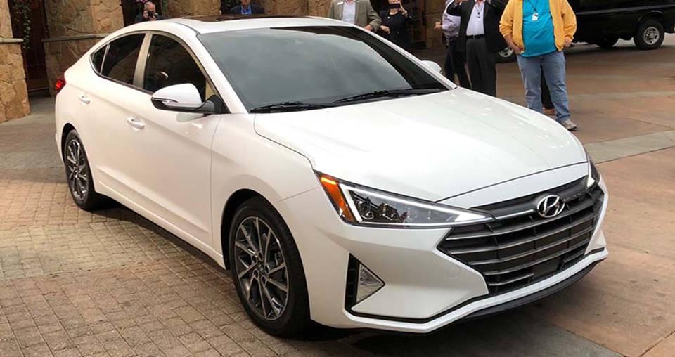 Hình Ảnh Hình Ảnh Thực Tế Của Hyundai Elantra 2019 14
