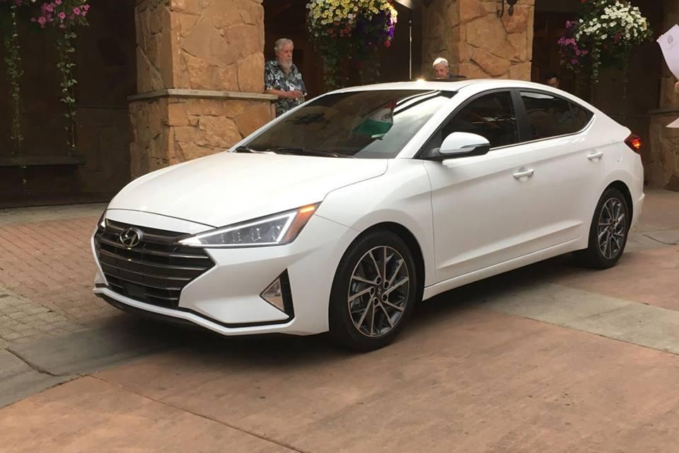 Hình Ảnh Hình Ảnh Thực Tế Của Hyundai Elantra 2019 12