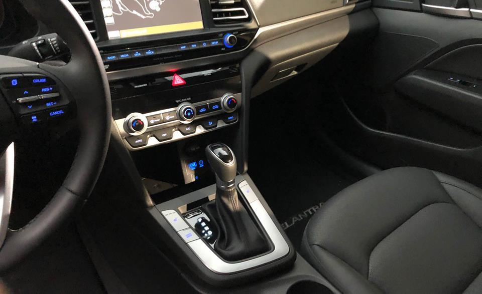 Hình Ảnh Hình Ảnh Thực Tế Của Hyundai Elantra 2019 11
