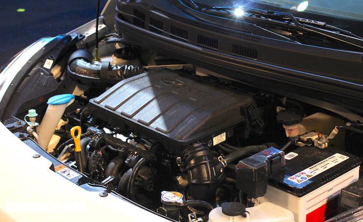Hình Ảnh Điểm đặc biệt và động cơ của dòng xe cỡ nhỏ 12