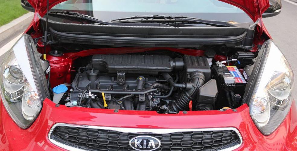 Hình Ảnh Điểm đặc biệt và động cơ của dòng xe cỡ nhỏ 11