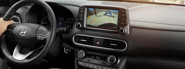 Hình Ảnh Hyundai Kona Được Thích Nhất Ở Điểm Gì? 3