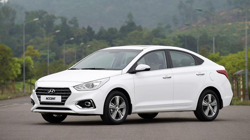 Hình Ảnh Sơ lược về Hyundai Accent và Toyota Vios 1