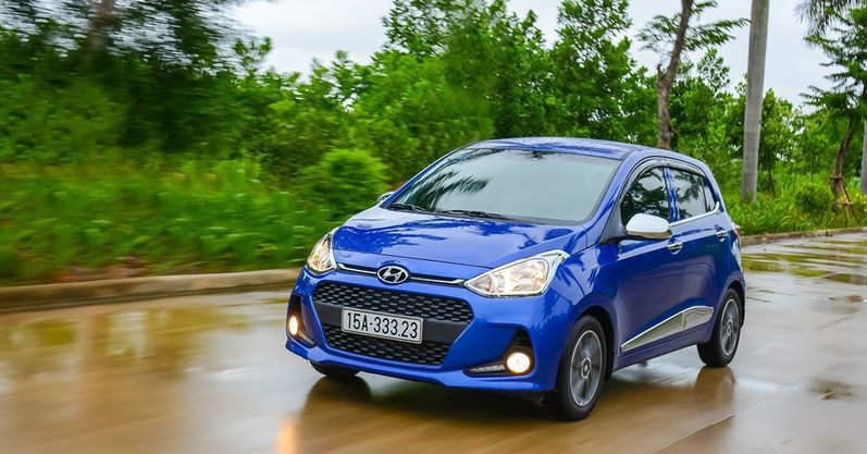 Hình Ảnh So sánh nhanh giữa Hyundai Grand i10 và Kia Morning (Phần 2) 9