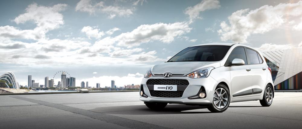 So sánh nhanh giữa Hyundai Grand i10 và Kia Morning (Phần 2)