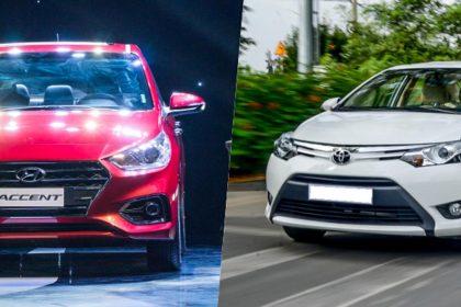 Thiết kế của xe Hàn hay xe Nhật đỉnh hơn trong phân khúc B