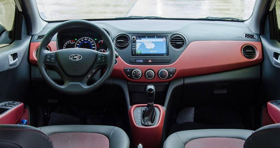 Hình Ảnh Thiết kế nội thất Hyundai Grand i10 2018 và Kia Morning 2018 7