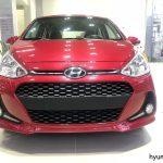 Hình ảnh Grand I10 Hatchback màu đỏ